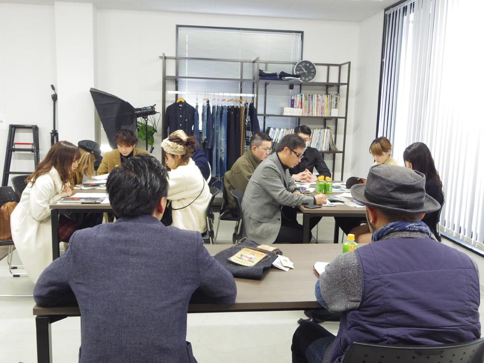 大阪の大学生にヒアリング・工場見学を行いました