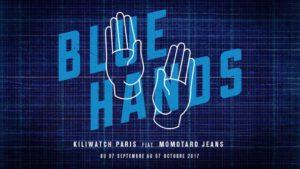 【release】最新の流行が誕生するフランス・パリで魅せる日本人のモノづくりの拘り 「桃太郎JEANS」x「PARIS KILIWATCH」国産ブランド初実施 ~ポップアップイベント「Blue Hands」期間限定開催~