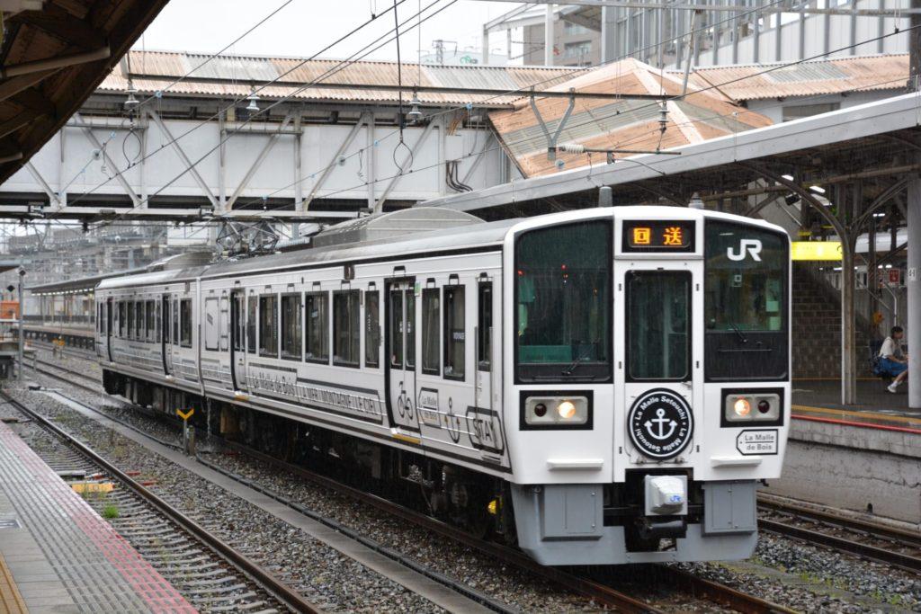 【release】4/9デビューのJR宇野線観光列車でコラボ商品を限定発売します。